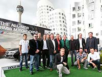 Staraufgebot bei der BMW International Open TEE-OFF NIGHT.