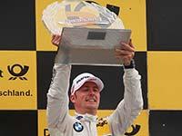BMW Team RBM bringt am Norisring beide Fahrer auf das Podium