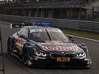 Marco Wittmann f�hrt im Red Bull BMW M4 DTM in Zandvoort auf Platz zwei.