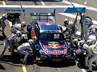 Drei BMW DTM-Fahrer punkten im Sonntagsrennen � Wittmann verteidigt F�hrung in der Fahrerwertung.