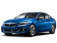 Die neue BMW 1er Limousine. Exklusiv f�r den chinesischen Markt.