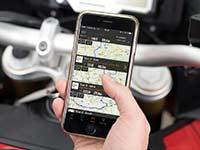 BMW Motorrad kooperiert mit Mobiltechnologieunternehmen Rever.