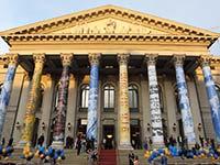 Bayerische Staatsoper verschiebt Oper f�r alle aus Piet�tsgr�nden.