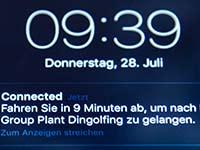 Premiere von BMW Connected - der personalisierte, digitale Mobilit�tsassistent von BMW.