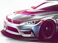 BMW erweitert sein Fahrzeugangebot im Kundensport und bringt 2018 den BMW M4 GT4 an den Start.