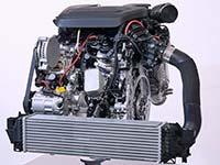 Ausblick: BMW Benzinmotoren der n�chsten Generation.