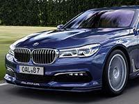 BMW Alpina B7 BiTurbo Langversion Allrad - neues Bildmaterial