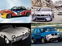 Perfekte B�hne f�r Elvis� BMW 507 und weitere Legenden aus 100 Jahren.