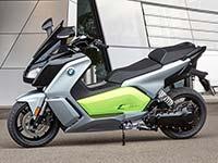 Der neue BMW�C�evolution - innovative E-Mobilit�t auf zwei R�dern.