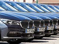 BMW Group erreicht besten August-Absatz aller Zeiten