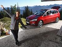 Ausnahme-Biathletin Magdalena Neuner neue BMW Markenbotschafterin - Neuner im Interview.