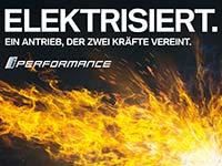 ELEKTRISIERT- BMW Deutschland Kampagne f�r BMW iPerformance Modelle.