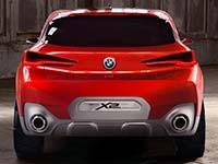 BMW Concept X2. Die neue Facette von Freude.