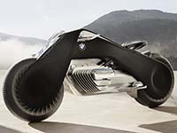 BMW Motorrad VISION NEXT 100: The Great Escape
