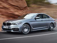 Die neue BMW 5er Limousine (G30): Leichter, dynamischer, sparsamer und rundum vernetzt.