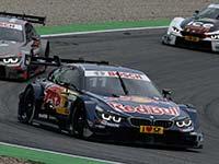 Marco Wittmann f�hrt auf dem Hockenheimring auf Platz zwei und baut F�hrung in der Fahrerwertung aus