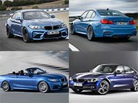 BMW mit f�nf Klassensiegen erfolgreichster Hersteller beim sport auto Award 2016.