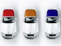 Rolls-Royce Dawn von der Mode inspiriert