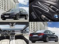 Der neue BMW M550i xDrive. Neues BMW M Performance Modell setzt Maßstab im Segment.