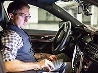 Neues Entwicklungszentrum für autonomes Fahren
