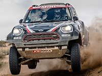 Rallye Dakar 2017 im Ziel: Drei MINI trotz extrem schwieriger Bedingungen in den Top-10