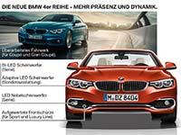 Die neue BMW 4er Reihe (Facelift 2017)