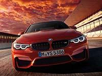 BMW M4: Facelift 2017. Die schnellsten BMW 4er.