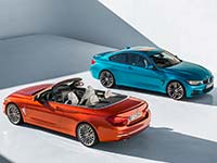 Die neue BMW 4er Reihe (Facelift 2017): Galerie