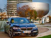 BMW Modellpflege-Maßnahmen zum Frühjahr 2017.