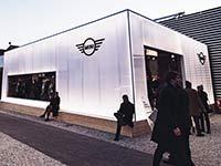 MINI erneuert seine Partnerschaft mit Pitti Immagine.
