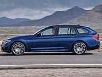 Der neue BMW 5er Touring (G31): Dynamisch, vielseitig, intelligent