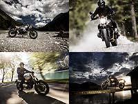 BMW Motorrad präsentiert die 2017er Modellpalette vom 17. bis 19. Februar 2016 auf der IMOT