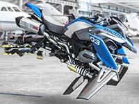 BMW Motorrad und LEGO Technic präsentieren das Design Concept Hover Ride.
