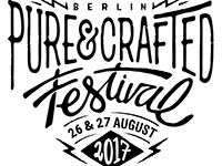 Pure&Crafted Festival presented by BMW Motorrad am 26./27. August 2017 im Alten Kraftwerk Rummelsburg