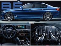 Die neue Generation des BMW ALPINA B5 Bi-Turbo mit Allradantrieb