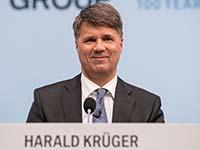 Rede von Harald Krüger, Vorsitzender des Vorstands der BMW AG, Bilanzpressekonferenz 2017