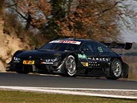 DTM: Testfahrten mit dem neuen BMW M4 DTM in Vallelunga.