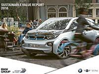 BMW Group veröffentlicht Sustainable Value Report 2016. Neue Bestwerte bei zahlreichen Indikatoren.