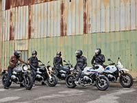BMW Motorrad steigert Absatz im 1. Quartal 2017 gegenüber Vorjahr um 5,5 Prozent.