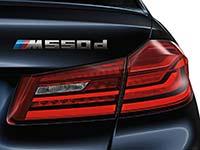 Der neue BMW M550d xDrive.