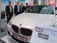 Die BMW Group auf der Hannover Messe 2017. Auf dem Weg in die Zero Emission Elektromobilität.