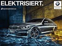 Neue Ausstellung im BMW Markenschaufenster am Lenbachplatz.