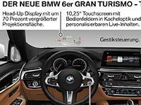 Der neue BMW 6er Gran Turismo (Modell G32): Highlights