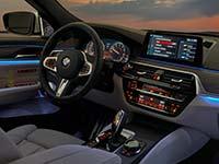 Der BMW 6er Gran Turismo: Innenraum und Ausstattung.