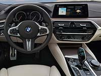 Der BMW 6er Gran Turismo: Bedienung und Fahrerassistenzsysteme.