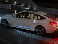 Der BMW 6er Gran Turismo: BMW Connected und ConnectedDrive.