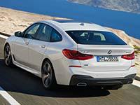 Der BMW 6er Gran Turismo - Galerie