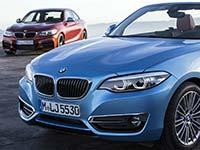 Das neue BMW 2er Coupé. Das neue BMW 2er Cabrio. Facelift 2017.