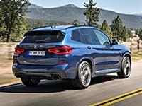 Der neue BMW X3 (G01): Galerie