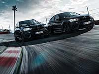 Die Edition Black Fire für den BMW X5 M und BMW X6 M.
